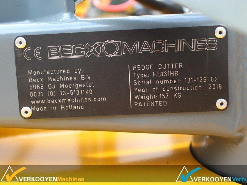 Mähwerk типа Sonstige BECX HS131 HR Heggensnoeier, Gebrauchtmaschine в Vessem (Фотография 7)