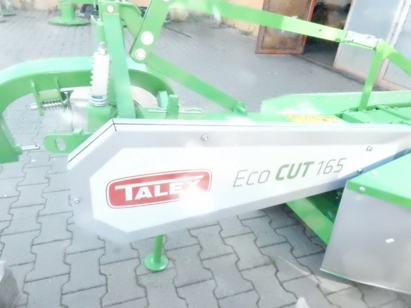 Mähwerk des Typs Talex Eco-Cut 165 - 1,65 mtr.Artbeitspreite, Neumaschine in Langfurth (Bild 1)