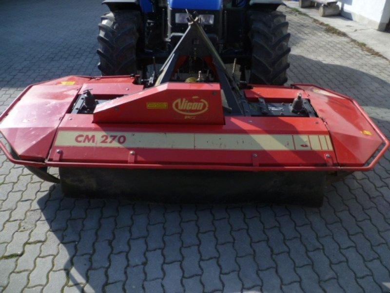 Mähwerk des Typs Vicon CM270, Gebrauchtmaschine in Ebersberg (Bild 1)