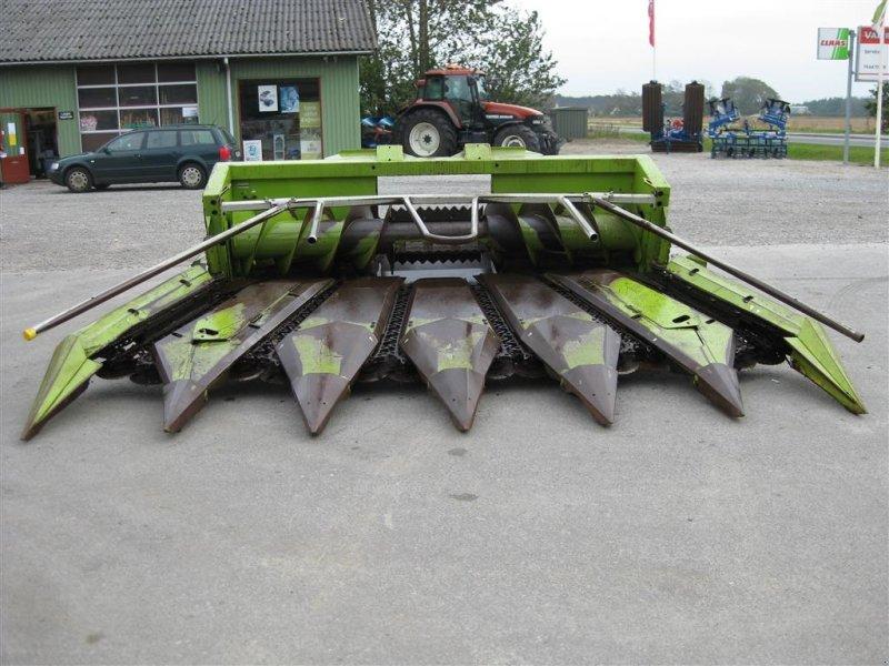 Maisgebiß typu CLAAS 6 rækkers kædebord, Gebrauchtmaschine w Grindsted (Zdjęcie 1)