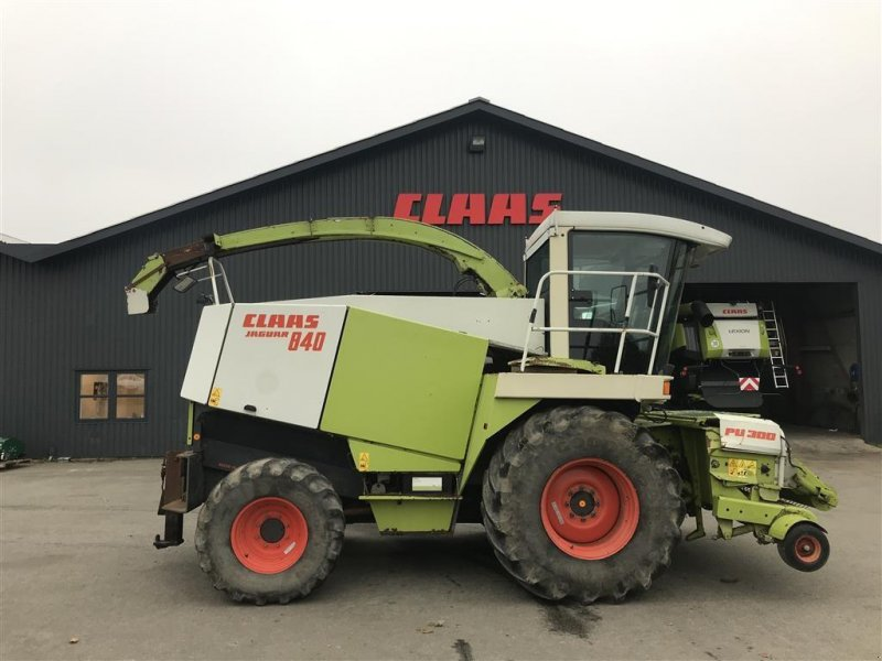 Maisgebiß of the type CLAAS Jaguar 840 4WD 3 m. Pick up, Gebrauchtmaschine in Kolding (Picture 1)