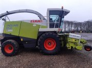 CLAAS JAGUAR 850 med 380 Pick up og 450 RU majsbord og cracker Θεριστική αραβόσιτου