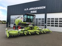 CLAAS Jaguar 970 Model 497 Cabezal de maíz