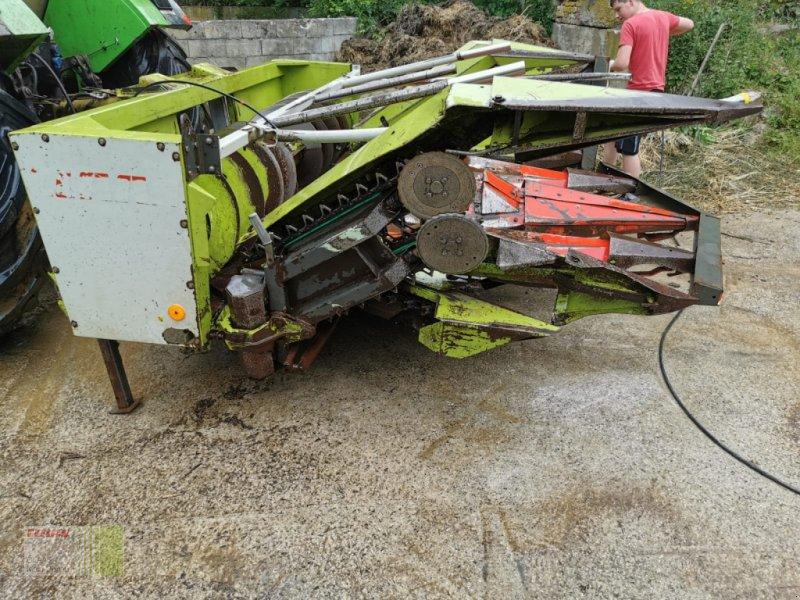 Maisgebiß des Typs CLAAS Kettengebiß 4+2, Gebrauchtmaschine in Kunde (Bild 2)