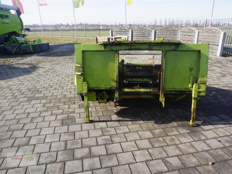 Maisgebiß des Typs CLAAS Kettengebiss 4-reihig, Gebrauchtmaschine in Töging am Inn (Bild 4)