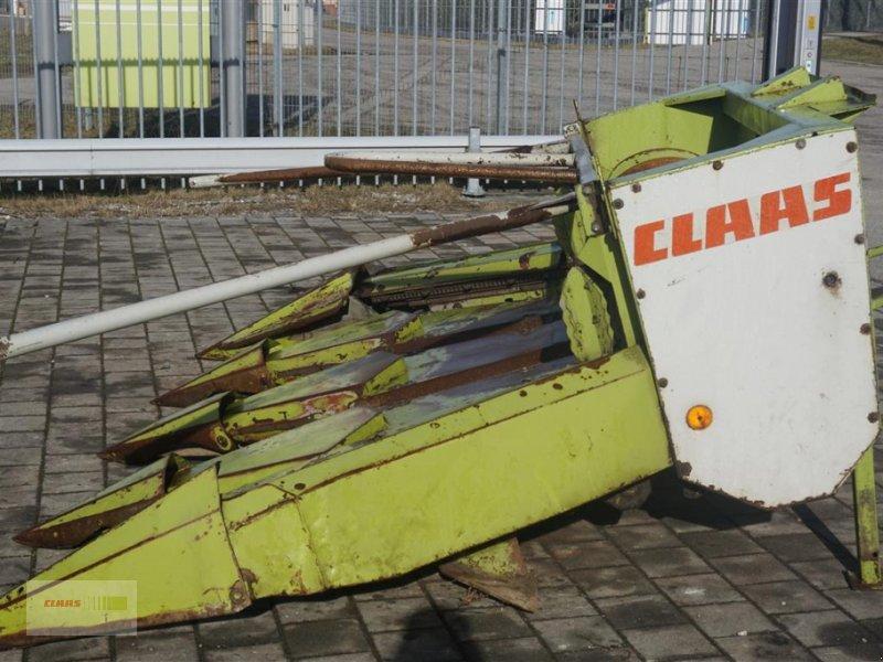 Maisgebiß des Typs CLAAS Kettengebiss 4-reihig, Gebrauchtmaschine in Töging am Inn (Bild 5)