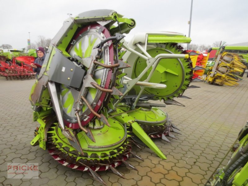 Maisgebiß des Typs CLAAS ORBIS 600 3 T, Gebrauchtmaschine in Bockel - Gyhum (Bild 1)