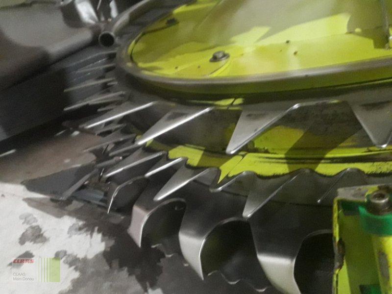 Maisgebiß des Typs CLAAS Orbis 600  8-reihig, Gebrauchtmaschine in Heilsbronn (Bild 5)