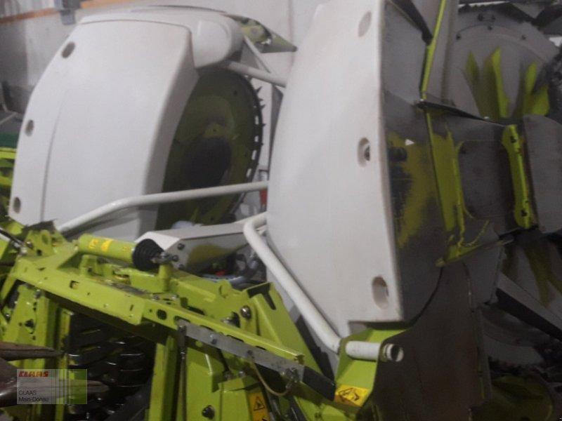 Maisgebiß des Typs CLAAS Orbis 600  8-reihig, Gebrauchtmaschine in Heilsbronn (Bild 3)