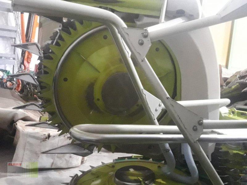 Maisgebiß des Typs CLAAS Orbis 600  8-reihig, Gebrauchtmaschine in Heilsbronn (Bild 2)