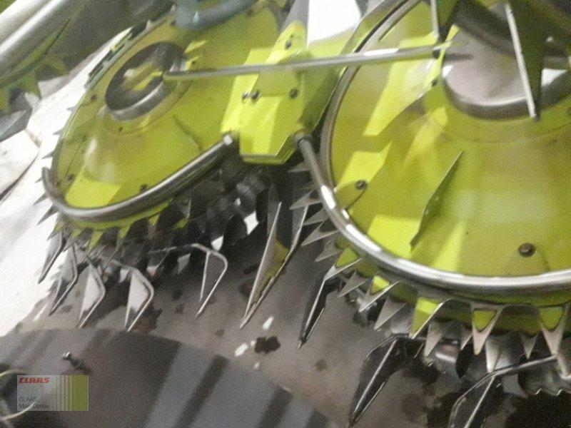 Maisgebiß des Typs CLAAS Orbis 600  8-reihig, Gebrauchtmaschine in Heilsbronn (Bild 1)