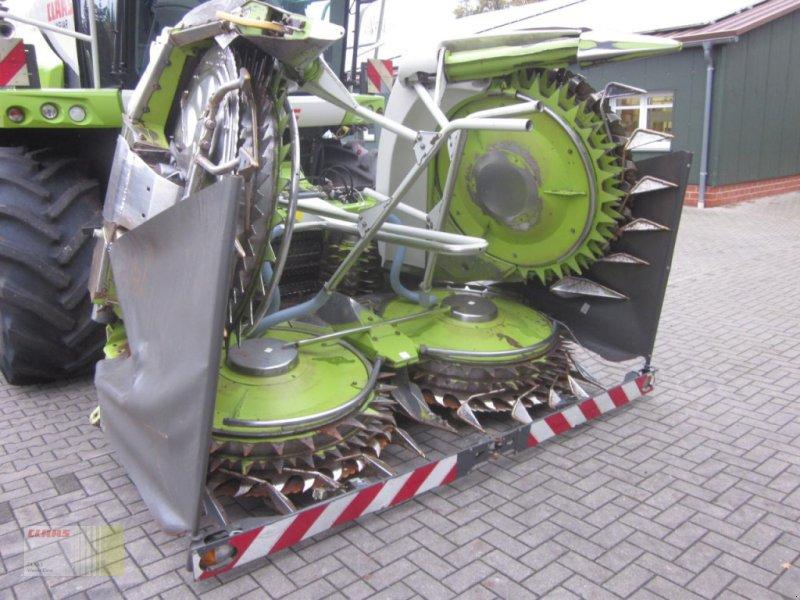 Maisgebiß типа CLAAS ORBIS 600 AC AUTO CONTOUR 3T, 8-reiher, für JAGUAR 800 – 900, Gebrauchtmaschine в Neerstedt (Фотография 1)