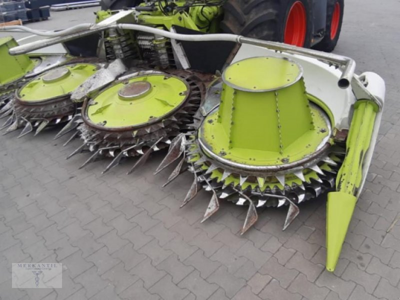 Maisgebiß tip CLAAS Orbis 600 AC, Gebrauchtmaschine in Pragsdorf (Poză 1)