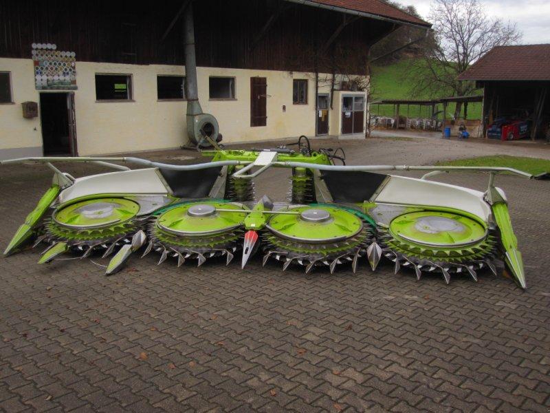Maisgebiß tip CLAAS Orbis 600, Gebrauchtmaschine in Kirchanschöring (Poză 1)