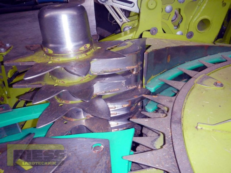 Maisgebiß typu CLAAS ORBIS 750 AC 3, Gebrauchtmaschine v Homberg (Ohm) - Maul (Obrázok 7)