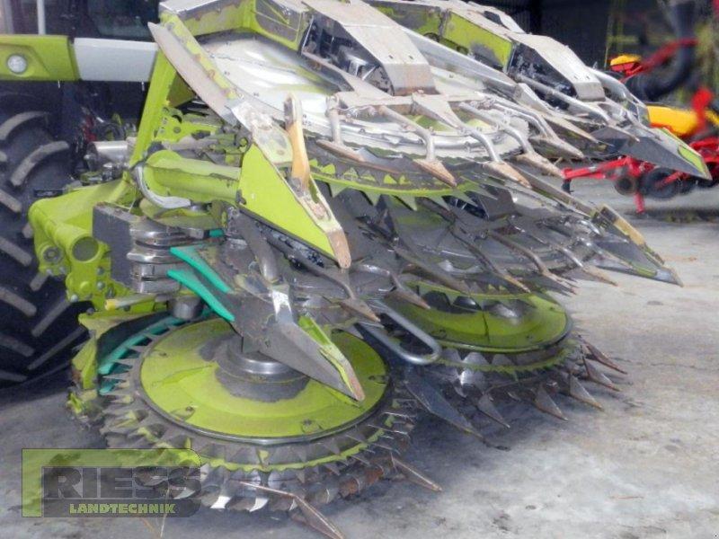 Maisgebiß typu CLAAS ORBIS 750 AC 3, Gebrauchtmaschine v Homberg (Ohm) - Maul (Obrázok 4)