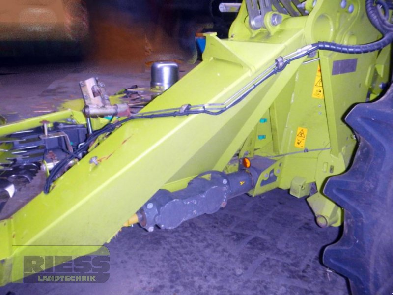 Maisgebiß typu CLAAS ORBIS 750 AC 3, Gebrauchtmaschine v Homberg (Ohm) - Maul (Obrázok 8)