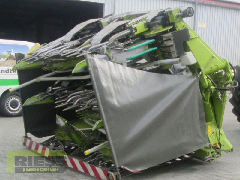 Maisgebiß typu CLAAS ORBIS 750 AC 3, Gebrauchtmaschine v Homberg (Ohm) - Maul (Obrázok 1)