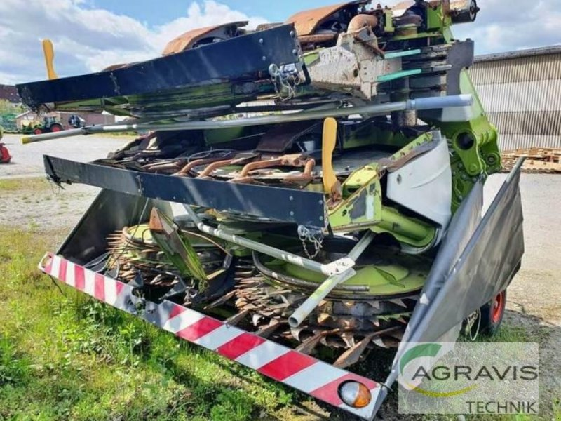 Maisgebiß des Typs CLAAS ORBIS 750 AC 3T, Gebrauchtmaschine in Melle-Wellingholzhausen (Bild 1)