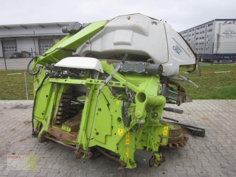 Maisgebiß типа CLAAS ORBIS 750 AC AUTO CONTOUR, 10-reiher, für JAGUAR 800 - 900, Gebrauchtmaschine в Westerstede (Фотография 1)