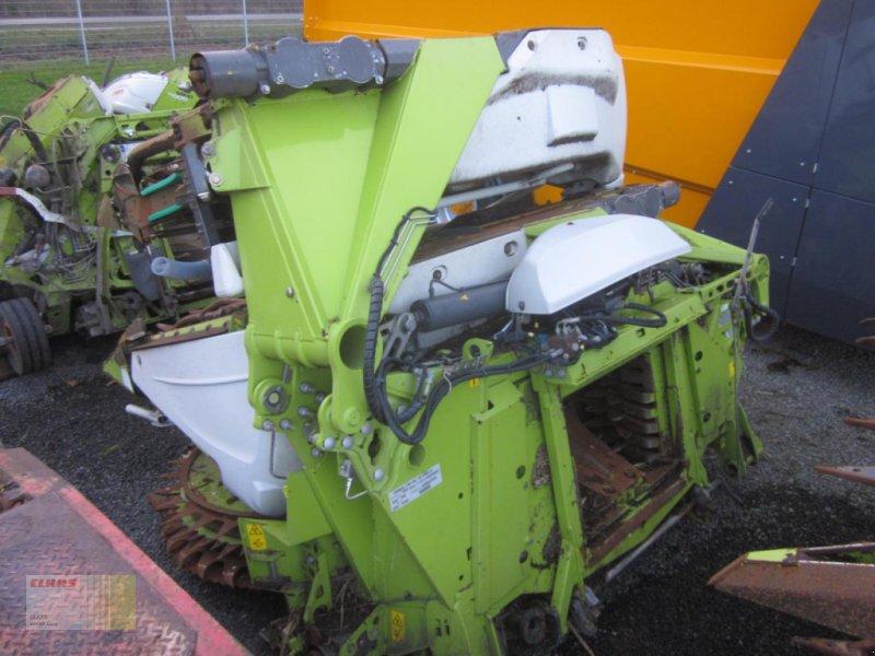 Maisgebiß des Typs CLAAS ORBIS 750 AC AUTO CONTOUR, 10-reiher, für JAGUAR 800 – 900, Gebrauchtmaschine in Westerstede (Bild 1)