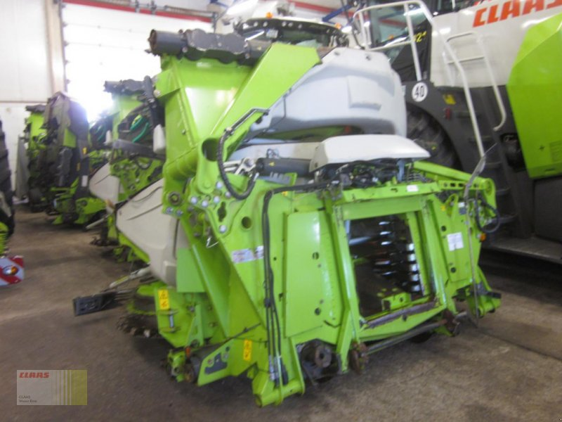 Maisgebiß типа CLAAS ORBIS 750 AC AUTO CONTOUR, 10-reiher, für JAGUAR 800 – 900, Gebrauchtmaschine в Molbergen (Фотография 1)