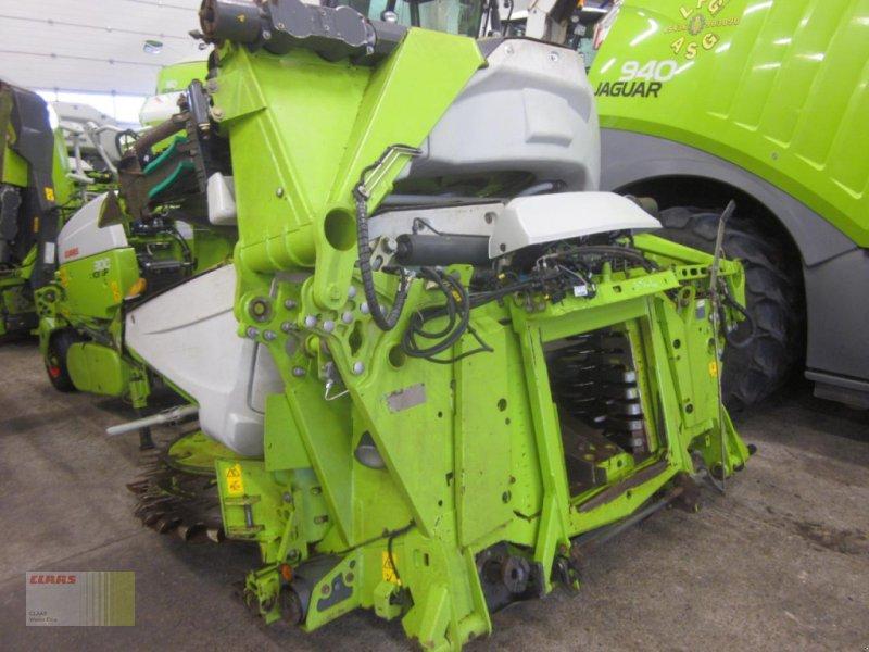 Maisgebiß des Typs CLAAS ORBIS 750 AC AUTO CONTOUR, 10-reiher, Transportfahrwerk, für JAGUAR 800 - 900, Gebrauchtmaschine in Molbergen (Bild 1)