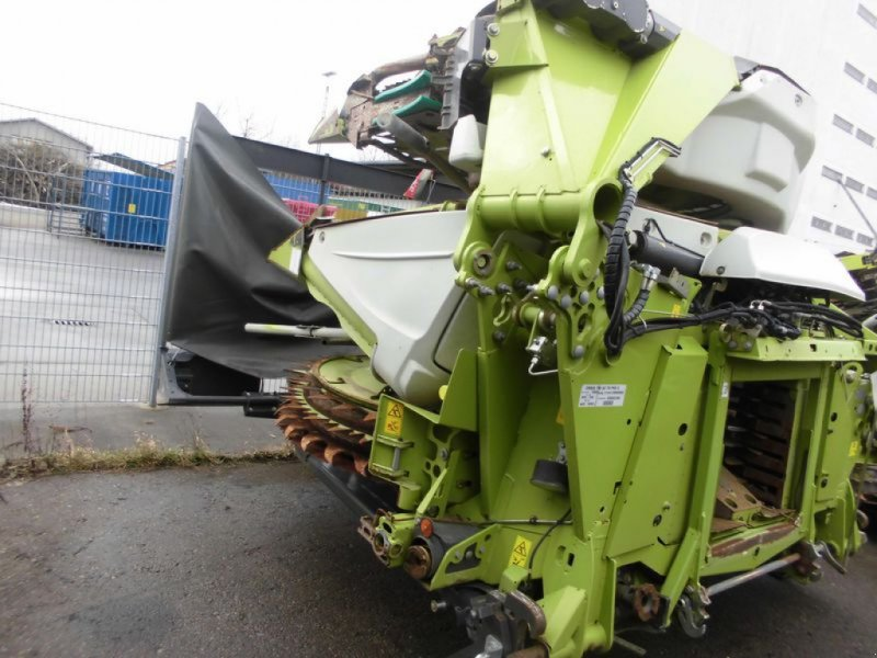 Maisgebiß des Typs CLAAS ORBIS 750 AC TS PRO, Gebrauchtmaschine in Birgland (Bild 3)