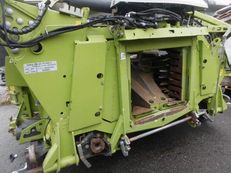 Maisgebiß des Typs CLAAS ORBIS 750 AC TS PRO, Gebrauchtmaschine in Birgland (Bild 12)