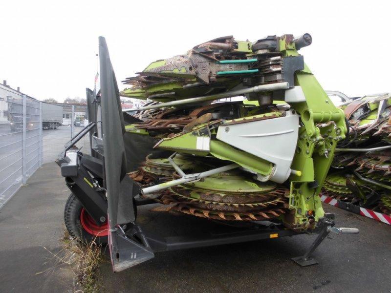 Maisgebiß des Typs CLAAS ORBIS 750 AC TS PRO, Gebrauchtmaschine in Birgland (Bild 2)