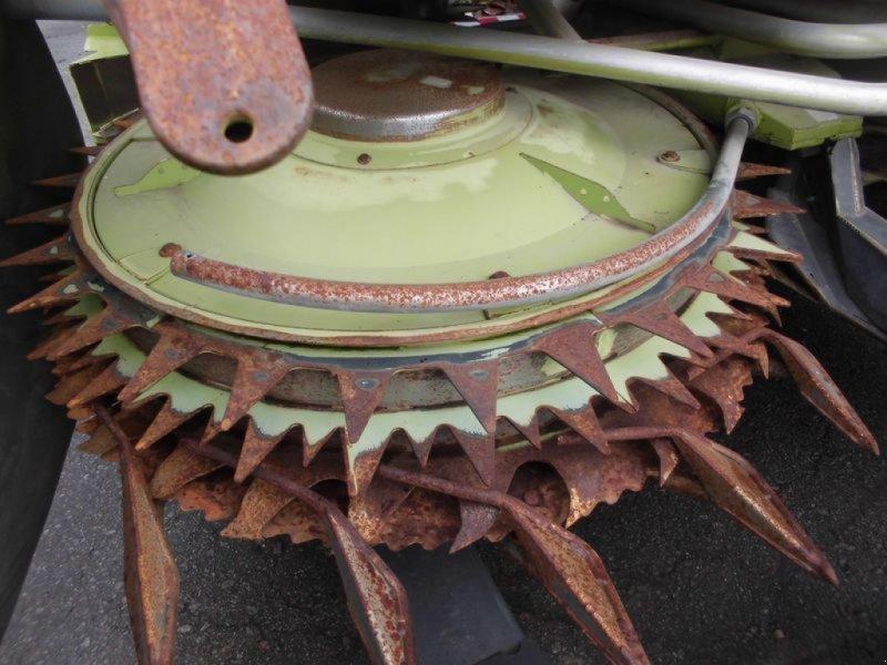 Maisgebiß des Typs CLAAS ORBIS 750 AC TS PRO, Gebrauchtmaschine in Birgland (Bild 20)