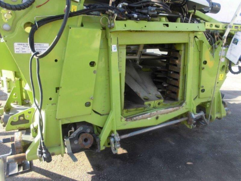 Maisgebiß des Typs CLAAS ORBIS 750 AC TS PRO, Gebrauchtmaschine in Birgland (Bild 6)