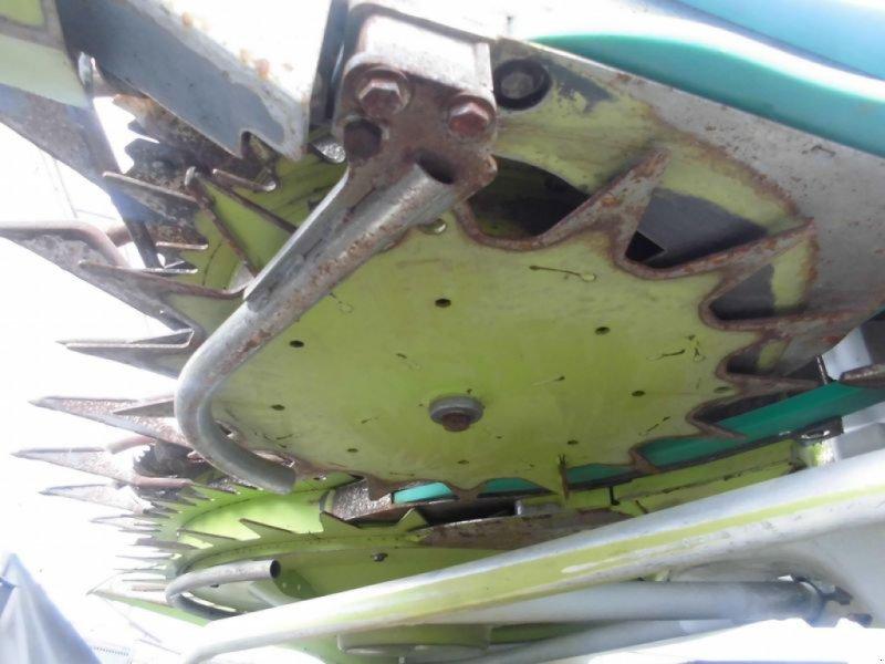Maisgebiß des Typs CLAAS ORBIS 750 AC TS PRO, Gebrauchtmaschine in Birgland (Bild 18)
