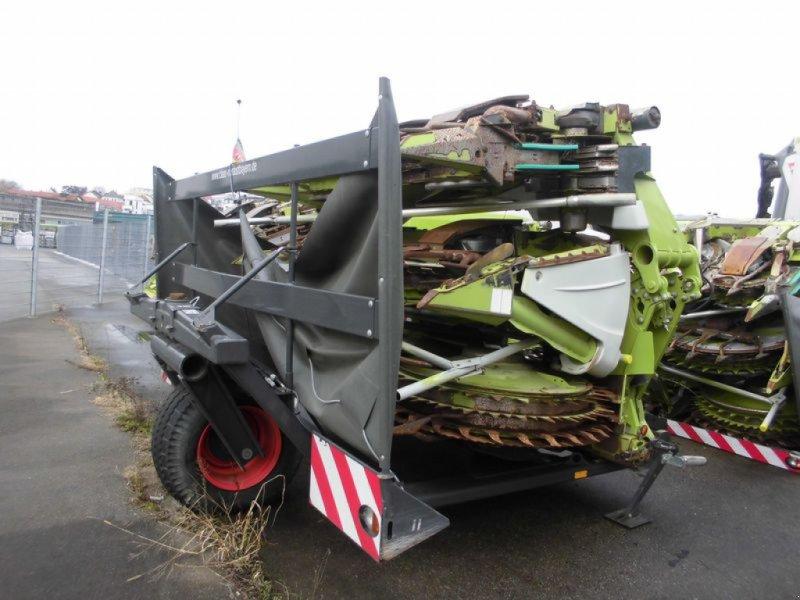 Maisgebiß des Typs CLAAS ORBIS 750 AC TS PRO, Gebrauchtmaschine in Birgland (Bild 1)