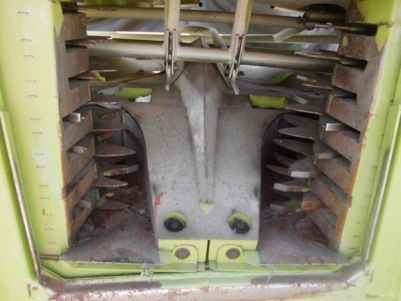Maisgebiß des Typs CLAAS ORBIS 750 AC TS PRO, Gebrauchtmaschine in Birgland (Bild 5)