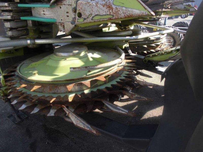 Maisgebiß des Typs CLAAS ORBIS 750 AC TS PRO, Gebrauchtmaschine in Birgland (Bild 8)