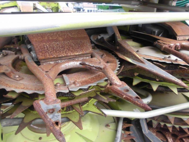 Maisgebiß des Typs CLAAS ORBIS 750 AC TS PRO, Gebrauchtmaschine in Birgland (Bild 22)