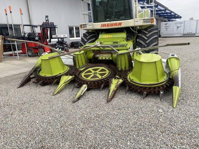 Maisgebiß des Typs CLAAS RU 450 Xtra passend an 492 6-reihig, Gebrauchtmaschine in Schutterzell (Bild 1)