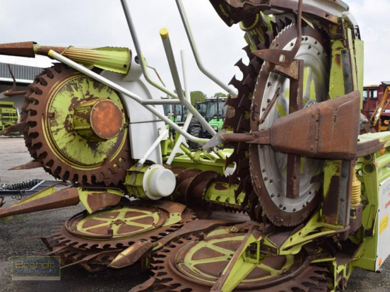 Maisgebiß tipa CLAAS RU 600, Gebrauchtmaschine u Bremen (Slika 1)