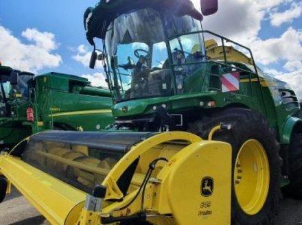 John Deere 8600 Przystawka do kukurydzy