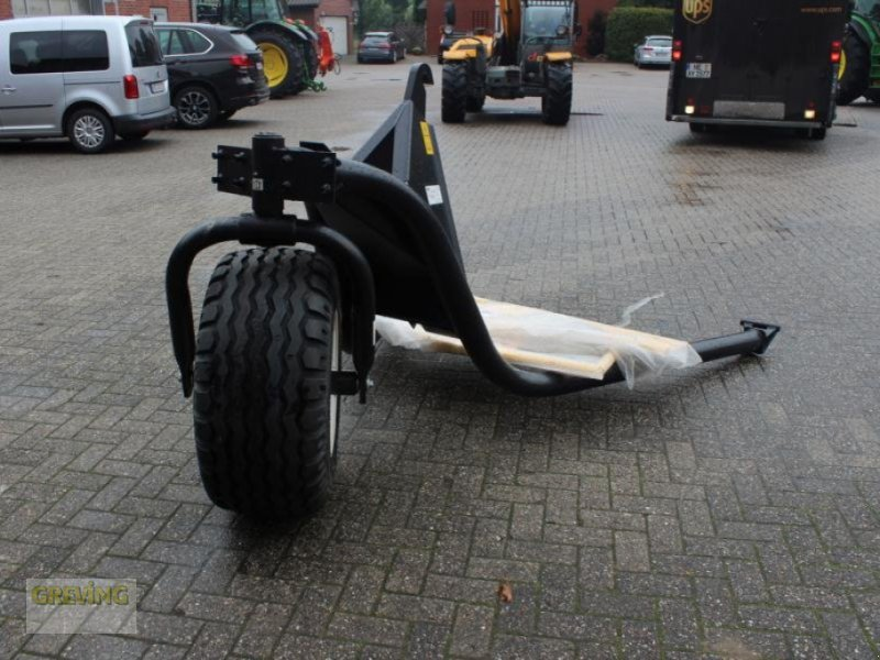 Maisgebiß typu Kemper 300 F Komfort-Fahrwerk Zusatzfahrwerk, Neumaschine v Ahaus (Obrázok 2)