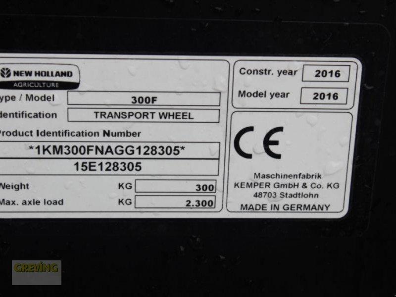 Maisgebiß typu Kemper 300 F Komfort-Fahrwerk Zusatzfahrwerk, Neumaschine v Ahaus (Obrázok 7)