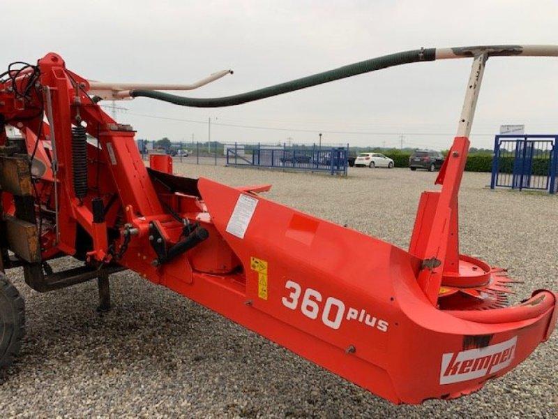 Maisgebiß typu Kemper 360 Plus CLS, Gebrauchtmaschine v Schutterzell (Obrázok 8)