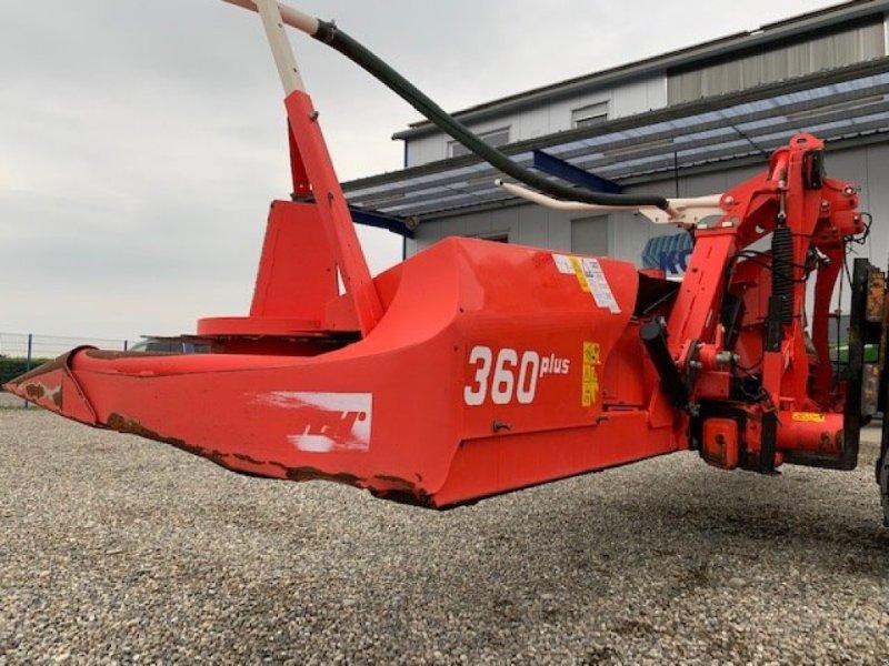 Maisgebiß typu Kemper 360 Plus CLS, Gebrauchtmaschine v Schutterzell (Obrázok 11)