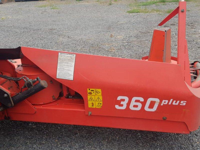 Maisgebiß des Typs Kemper 360 Plus, Gebrauchtmaschine in  (Bild 2)