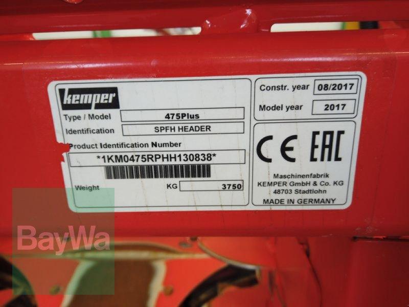Maisgebiß des Typs Kemper 475 PLUS, Gebrauchtmaschine in Manching (Bild 16)
