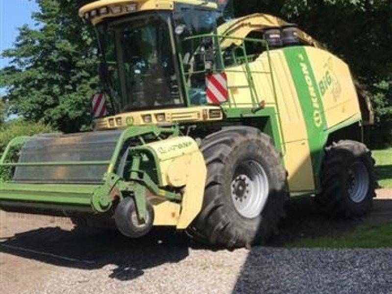 Maisgebiß типа Krone BIG X 650 med tilbehør, Gebrauchtmaschine в Rødekro (Фотография 1)