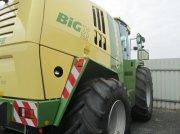 Krone Big X 700 Gennemserviceret maskine med udbyttemåler.. Кукурузная жатка
