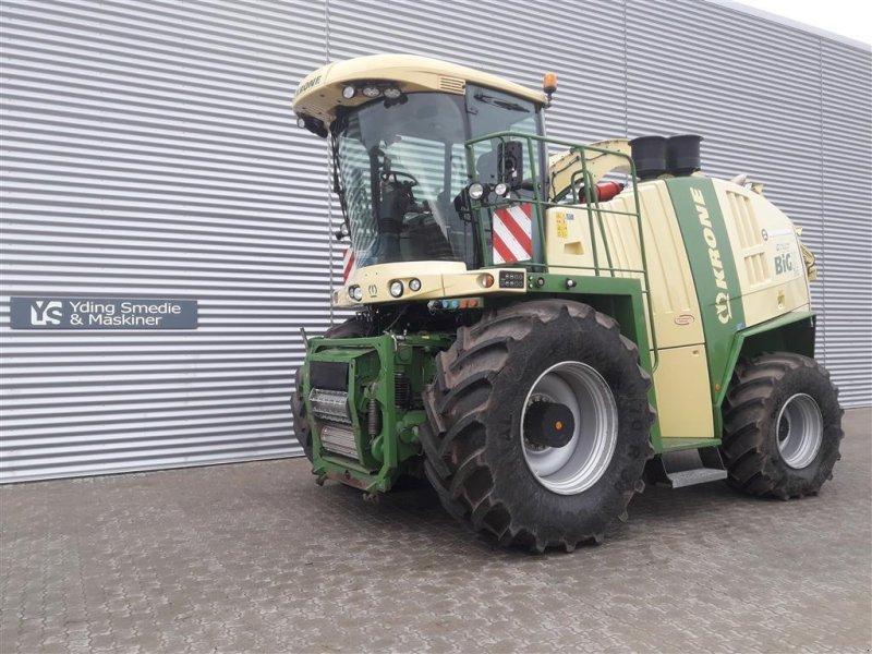 Maisgebiß typu Krone Big X 700, Gebrauchtmaschine v Horsens (Obrázok 1)