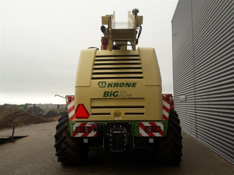 Maisgebiß typu Krone Big X 700, Gebrauchtmaschine v Horsens (Obrázok 5)